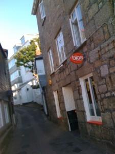 Blas Burgerworks, St Ives