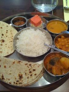 Jyoti's Vegetarian Thale