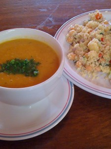 The Magic Cafe, Tibetan Chickpea Soup